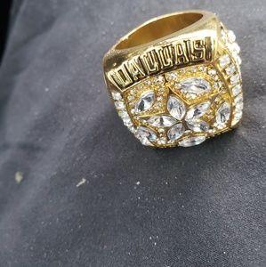 Brass ring in team history